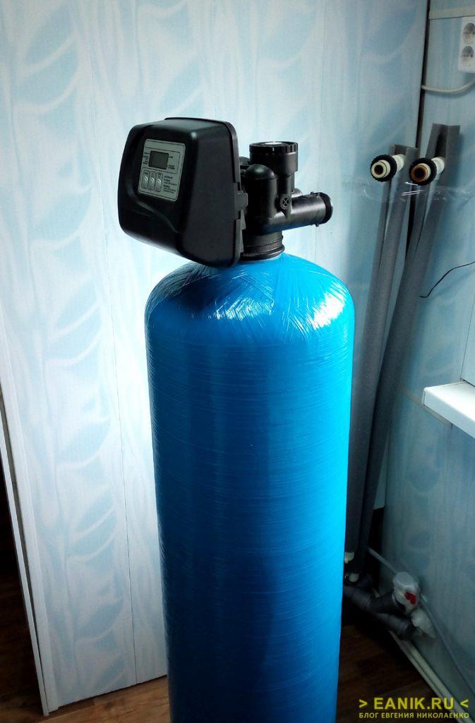 Фильтрующая колонна aquachief 1252
